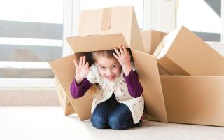 О возможности прописки в квартире одного несовершеннолетнего ребенка