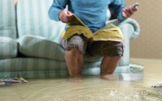 Порядок действий жильцов при затоплении квартиры по вине управляющей компании