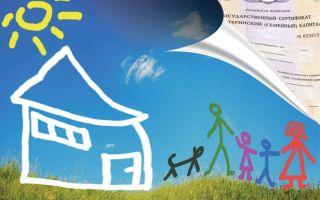 Нюансы продажи дома, купленного на материнский капитал