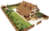 Нюансы постройки дома на земле для садоводства в СНТ