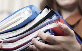 Документы, необходимые для получения выписки из ЕГРН