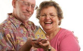 О получении пенсионером налогового вычета при покупке квартиры