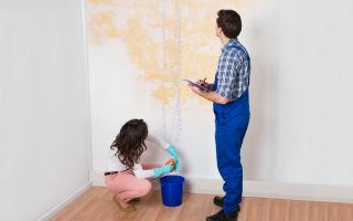 Порядок составления акта о затоплении квартиры и пример его заполнения