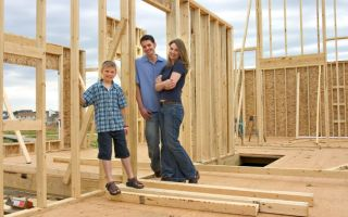 Строительство дома: выделение субсидий молодым семьям в 2019 году