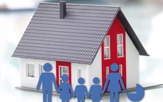 Особенности предоставления субсидии на покупку жилья многодетной семье в 2020 году