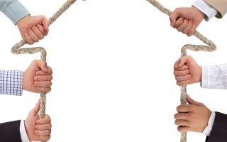 Порядок определения доли в праве общей собственности