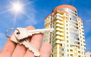 Алгоритм действий для оформления права собственности на квартиру в новостройке при ипотеке