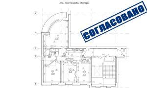 Процедура осуществления самостоятельного согласования перепланировки квартиры