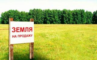 Как купить землю и не нажить трудностей