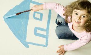 Порядок выделения доли детям в квартире, купленной по материнскому капиталу