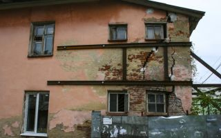 Порядок признания дома аварийным и непригодным для проживания