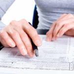 Как правильно заполнить заявление на оформление временной регистрации