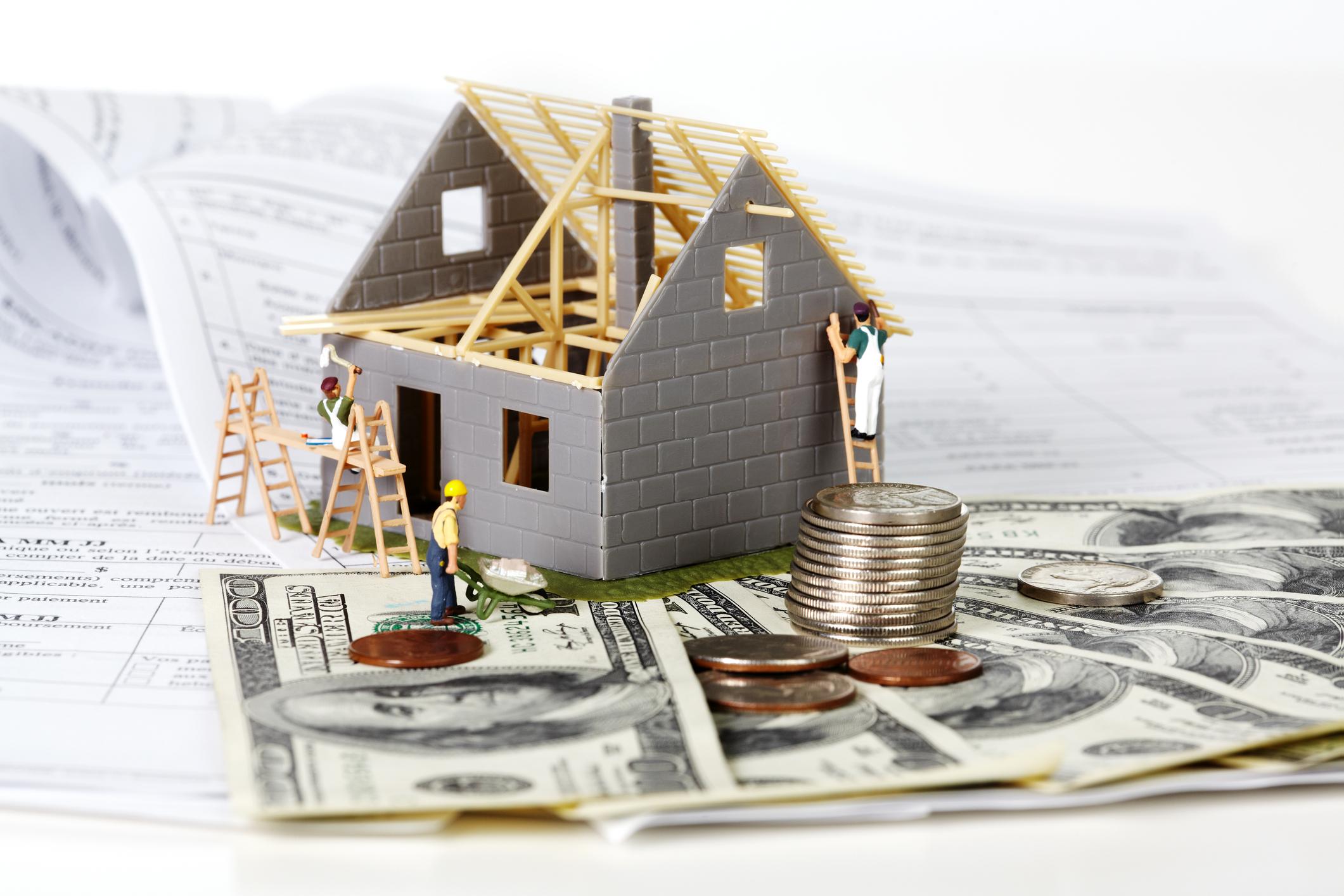 ипотеку на строительство частного дома