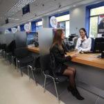 Банковские работники оформляют договор