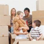 Выписка несовершеннолетнего ребенка в связи с переездом семьи в другой город