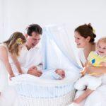 Место приписки и проживания новорожденного