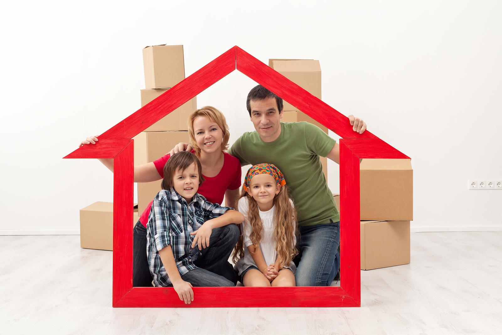 Можно ли в ипотечной квартире выделить доли детям