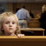 Прописка несовершеннолетнего ребенка, если по решению суда он должен проживать с одним из родителей