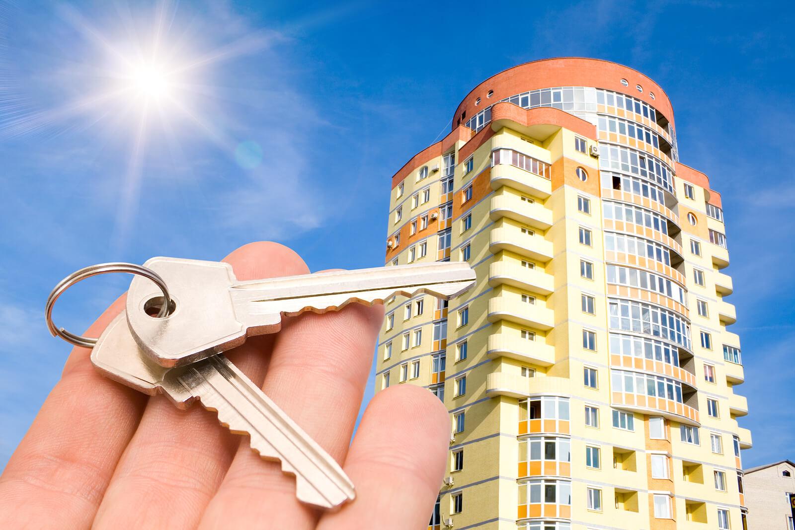 Оформление собственности на квартиру в новостройке при ипотеке