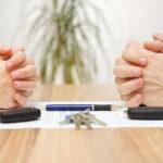 Прописанный жилец в случае расторжения брака лишается права на имущество