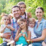 Льготы многодетной семье