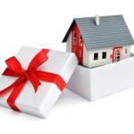 Передача имущества в дар
