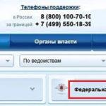 Раздел ФМС на государственном портале