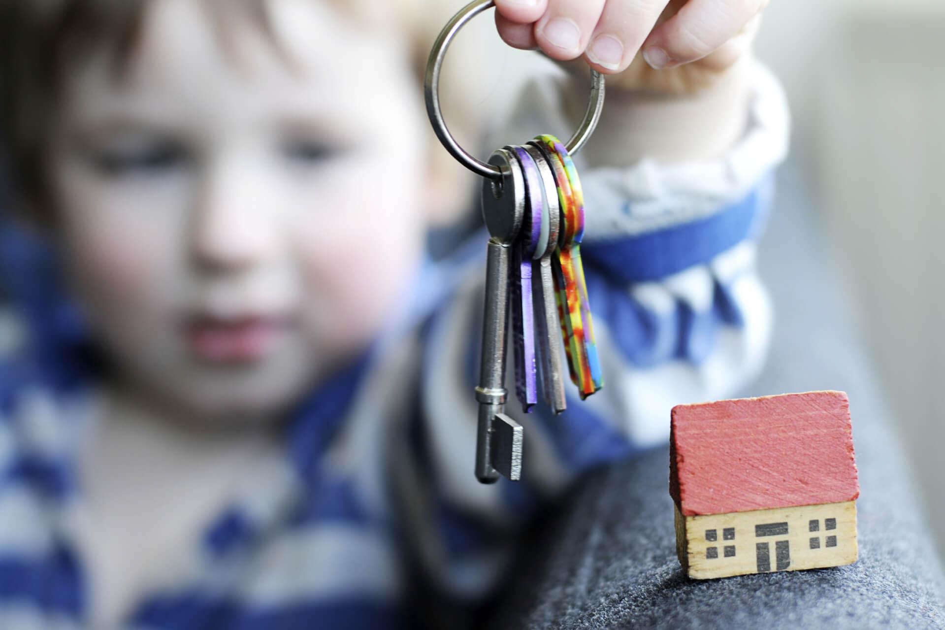 Какие документы нужны для временной регистрации ребенка до 14 лет
