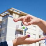 Ключ от квартиры в новостройке