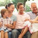 Без регистрации можно проживать у родственников