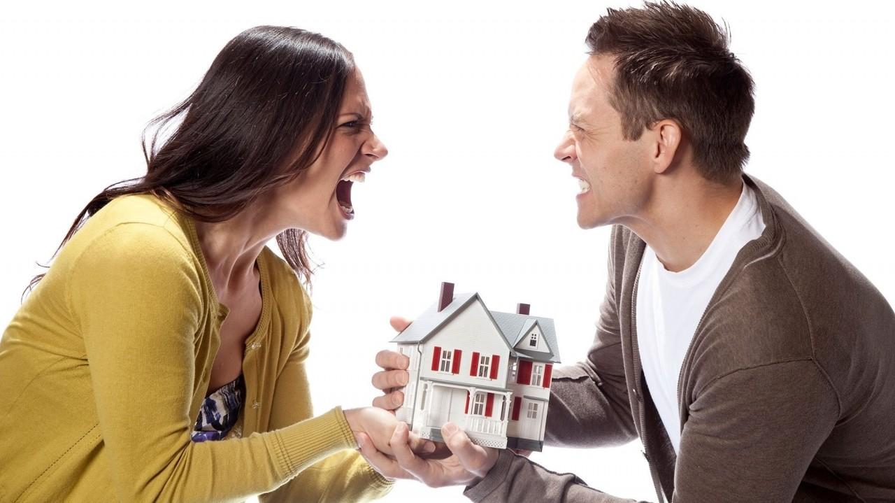 Квартира в ипотеке как делить при разводе