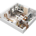 маленький метраж квартиры