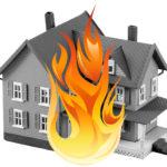 Нарушением норм пожарной безопасности