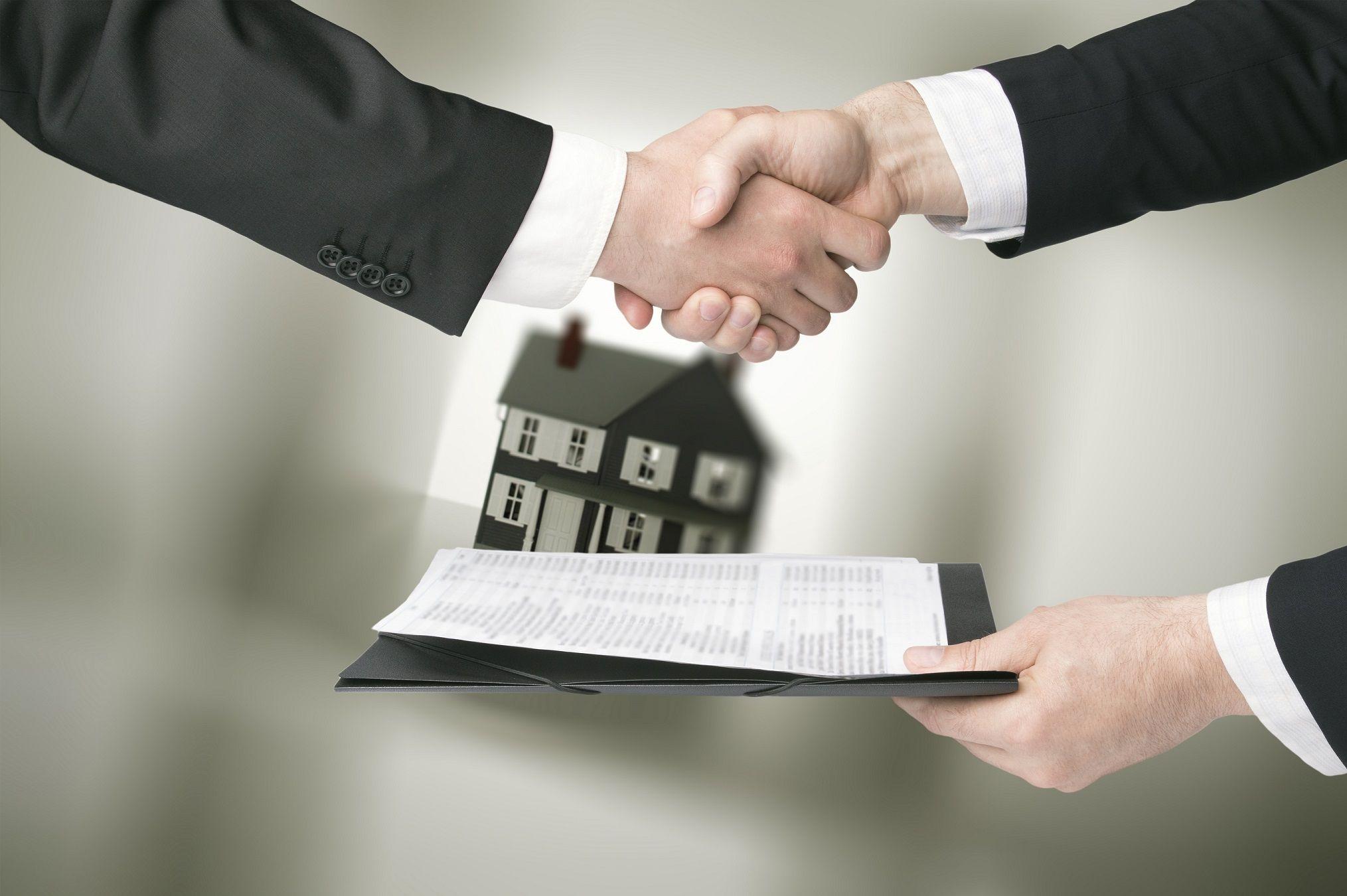 как переписать недвижимость на родственника