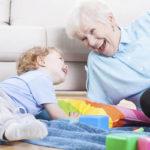 Регистрация к бабушке