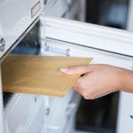 Получение справки по почте