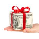 Расходы при оформлении дарственной