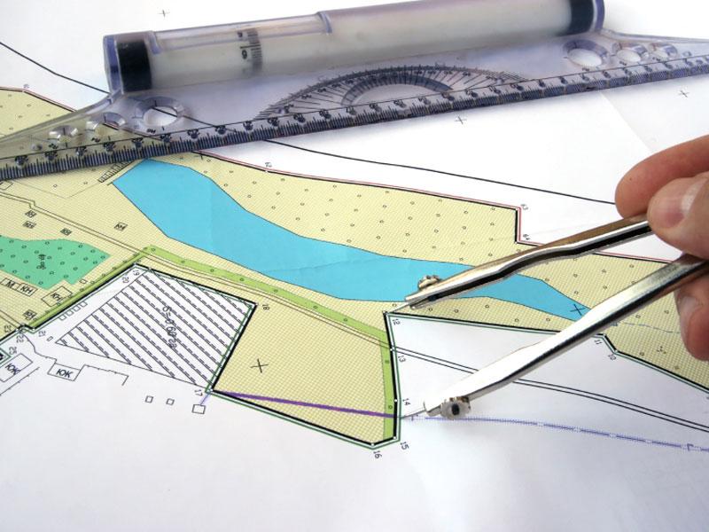 Как получить кадастровый план земельного участка