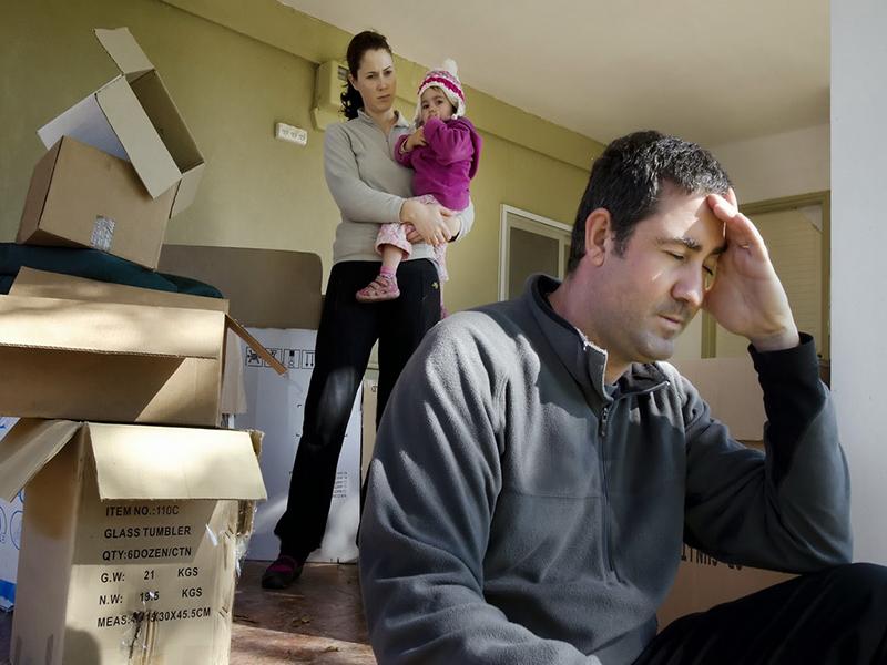 Могут ли выселить собственника из-за долгов