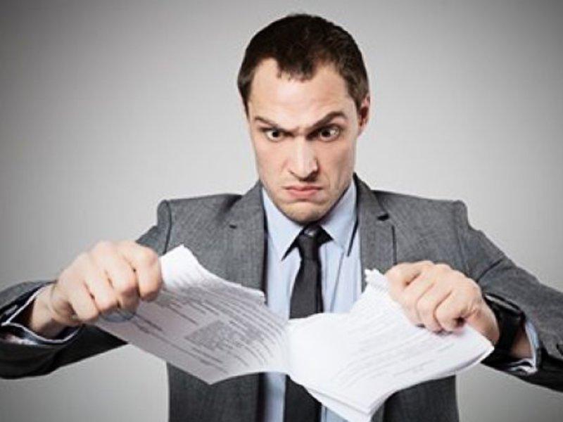 Расторгнуть договор с агентством недвижимости