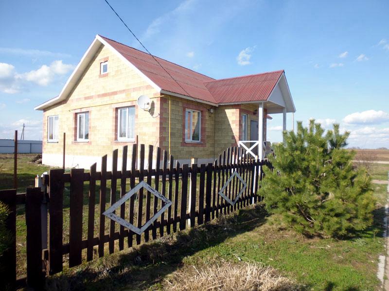 строительство домов в сельской местности