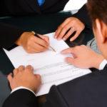 Подписание окончательного договора купли-продажи квартиры