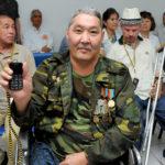 Военные инвалиды