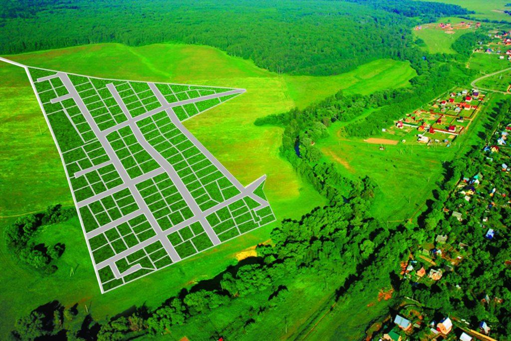 Как купить участок земли под строительство дома