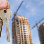 Купля продажа квартиры в новостройке