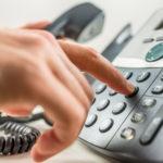 Звонок в бухгалтерию жилищно-коммунального управления