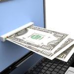 Перечисление наличных денежных средств на счет