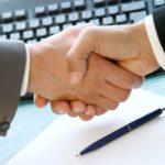 Подписание предварительного соглашения