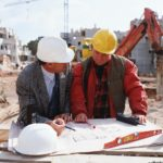 Проведение строительных работ по месту выдачи субсидии на строительство