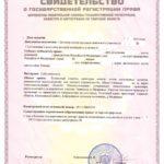 Свидетельство о регистрации права собственности земельного участка